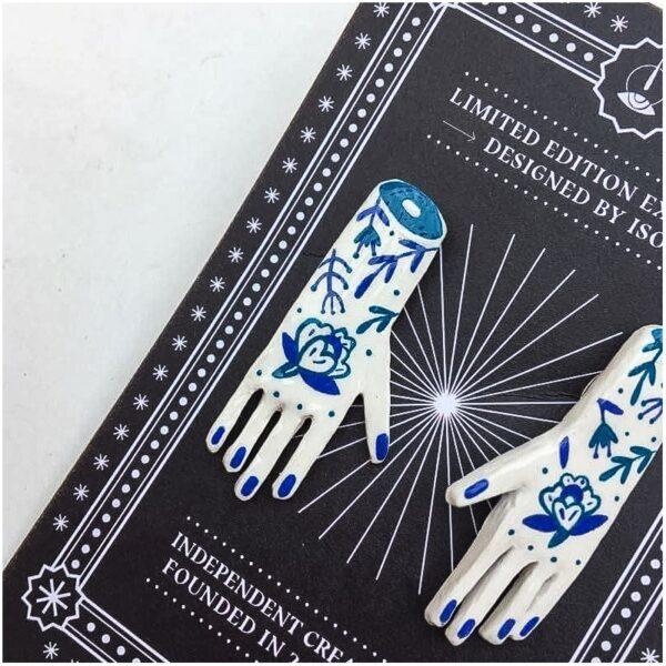 Le mani di Rachele (earrings)