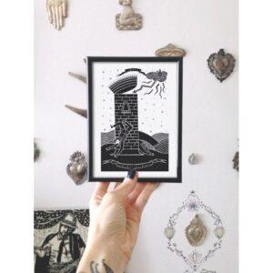 Il Mazzo di carte la Torre By Isoì