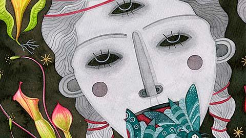 La Distanza illustrazione by Isoì